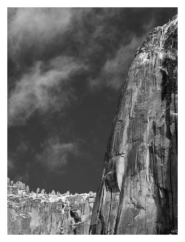 El Capitan, Winter, Yosemite National Park, California, 2018