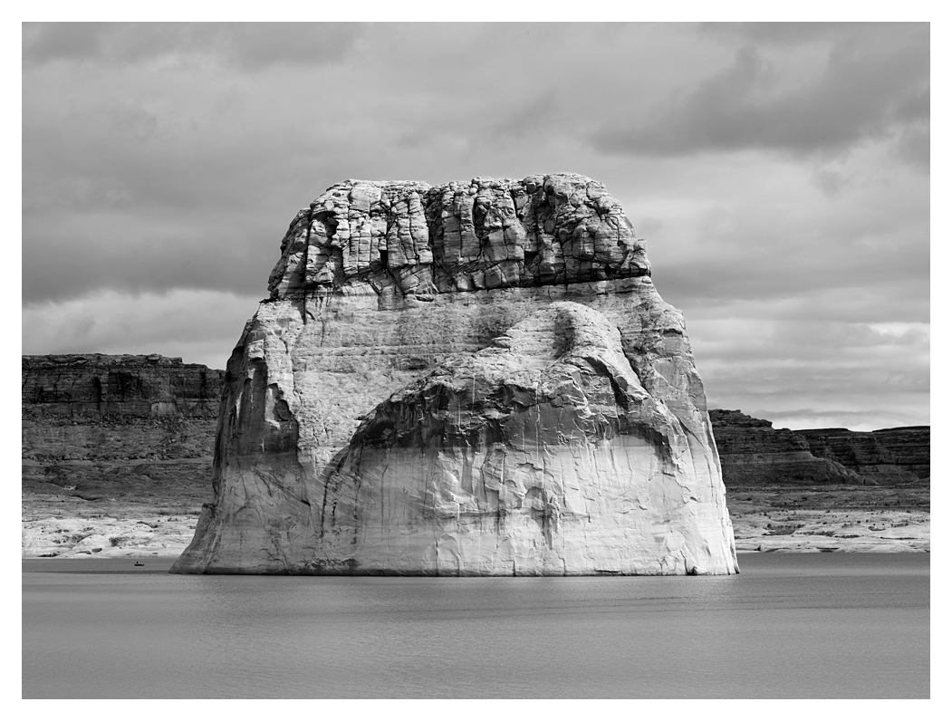 Lone Rock, Lake Powell, Utah, 2018